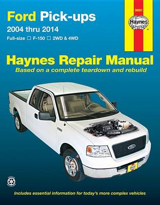Ford F-150 Pick-Ups Automotive Repair Manual (BOK)
