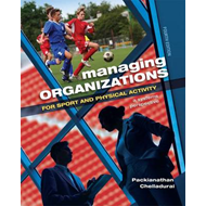 Managing Organizations for Sport and Physical Activity (BOK)