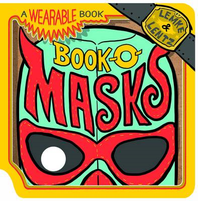 Book-O-Masks: A Wearable Book (BOK)