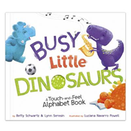 Busy Little Dinosaurs (BOK)