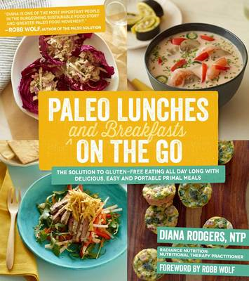 Paleo Lunches and Breakfasts on the Go (BOK)