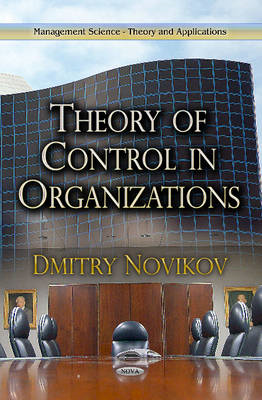 Theory of Control in Organizations (BOK)