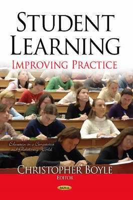 Student Learning: Improving Practice (BOK)