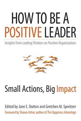 How to Be a Positive Leader: Small Actions, Big Impact (BOK)