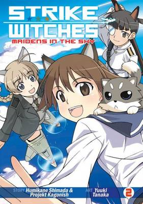 Strike Witches: Maidens in the Sky (BOK)