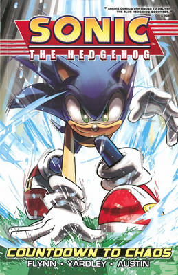 Sonic the Hedgehog 1: Countdown to Chaos (BOK)
