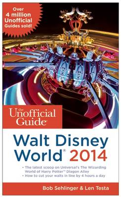 Unofficial Guide to Walt Disney World (BOK)