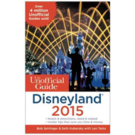 Unofficial Guide to Disneyland (BOK)