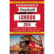 Frommer's Easyguide to London: 2014 (BOK)