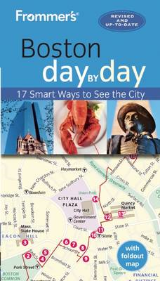 Frommer's Boston Day by Day (BOK)