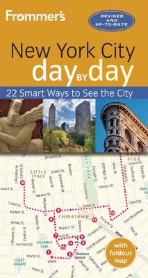 Frommer's New York City day by day (BOK)