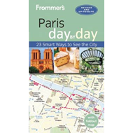 Frommer's Day-By-Day Guide to Paris (BOK)