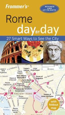Frommer's Rome Day by Day (BOK)