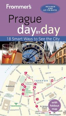 Frommer's Prague Day by Day (BOK)