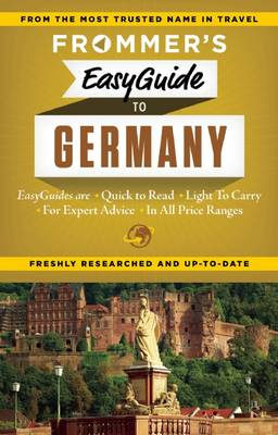 Frommer's Easyguide to Germany (BOK)