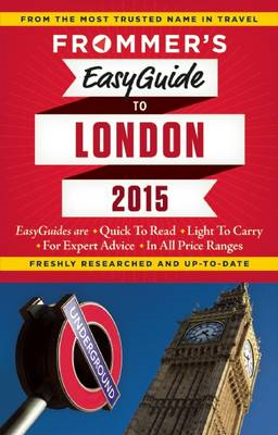 Frommer's Easyguide to London (BOK)