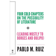 Four Cold Chapters on the Possibility of Literature (BOK)