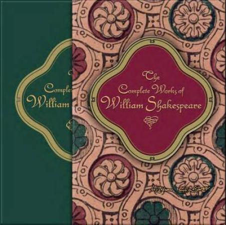 Complete Works of William Shakespeare (BOK)