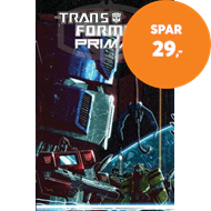 Produktbilde for Transformers Primacy (BOK)