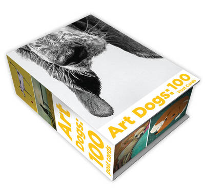 Art Dogs:100 Postcards (BOK)