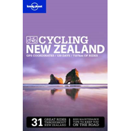Lonely Planet Cycling New Zealand (BOK)