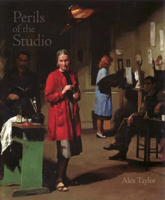 Perils of the Studio: Inside the Artistic Affairs of Bohemian Melbourne (BOK)
