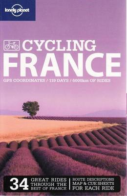 Lonely Planet Cycling France (BOK)
