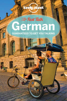 Lonely Planet Fast Talk German (BOK)