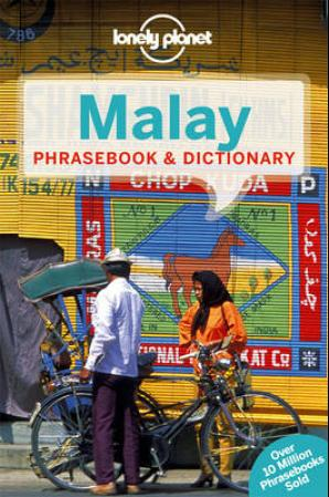Lonely Planet Malay Phrasebook & Dictionary (BOK)