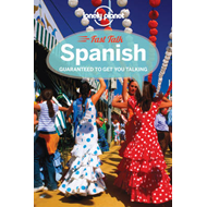 Lonely Planet Fast Talk Spanish (BOK)