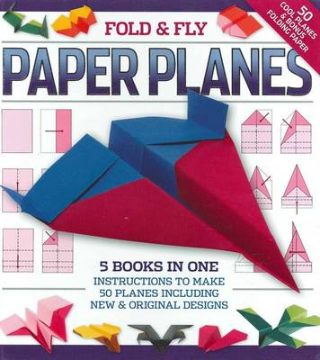 Fold and Play Paper Planes (BOK)