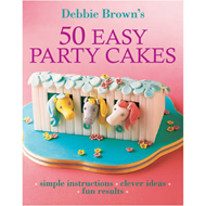 50 Easy Party Cakes (BOK)