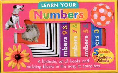 Learn Your Numbers (BOK)