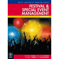 Festival and Special Event Management 5E (BOK)