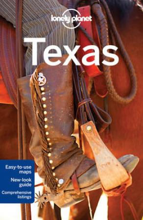 Lonely Planet Texas (BOK)