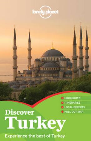 Lonely Planet Discover Turkey (BOK)