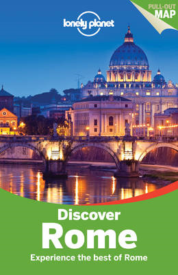 Lonely Planet Discover Rome (BOK)