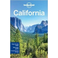 Lonely Planet California (BOK)