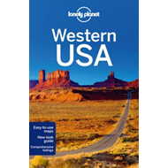 Lonely Planet Western USA (BOK)