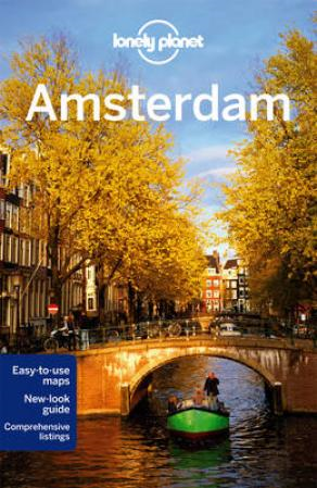 Lonely Planet Amsterdam (BOK)