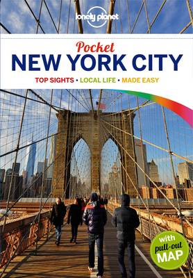 Lonely Planet Pocket New York City (BOK)