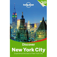 Lonely Planet Discover New York City (BOK)