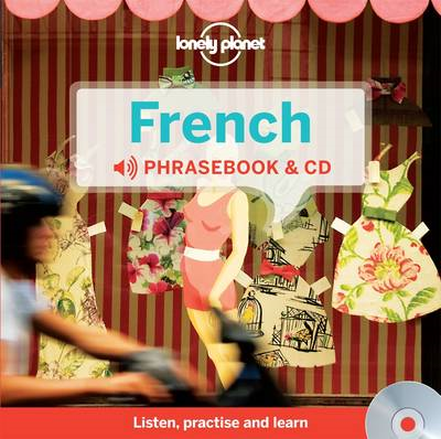 Lonely Planet French Phrasebook (BOK)