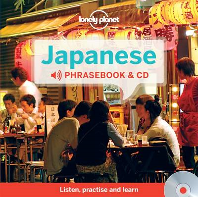 Lonely Planet Japanese Phrasebook (BOK)
