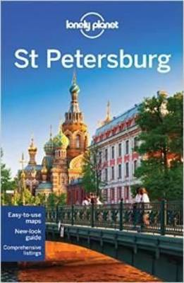 Lonely Planet St Petersburg (BOK)