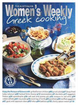 Greek Cooking (BOK)