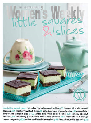 Little Squares & Slices (BOK)