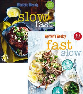 Slow Fast: Mealtime Inspiration for Every Day of the Week (BOK)
