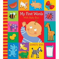 My First Words with Baby Boo Picture Dictionary (BOK)