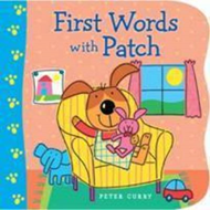 First Words With Patch (BOK)